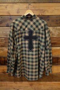 Outdoor Life vintage flannel, one of a kind