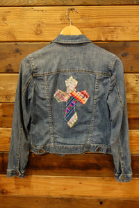 Kut jean jacket, vintage, one of a kind
