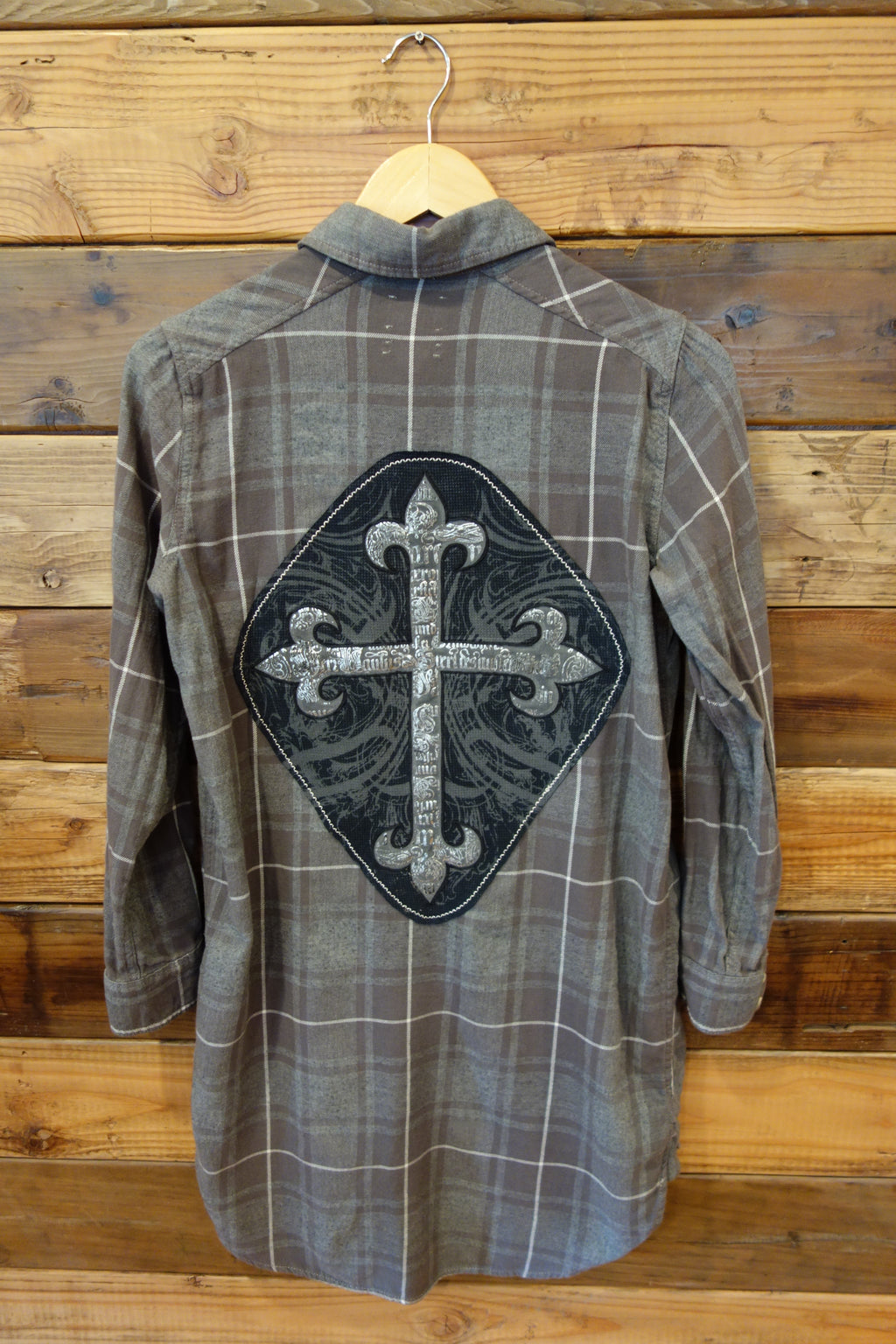 one of a kind, Wilfred Free, vintage cross