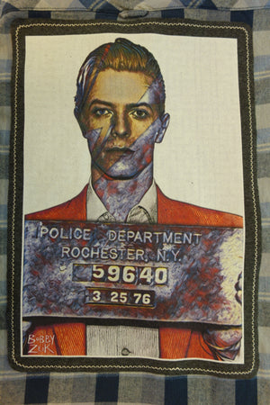 Bowie Mug Shot (Unisex - Men's Size XL)