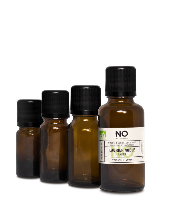 Organic noble Laurel essential oil