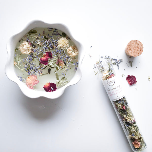 Les Simples de Charlotte - Facial steam bath - French and organic medicinal plants