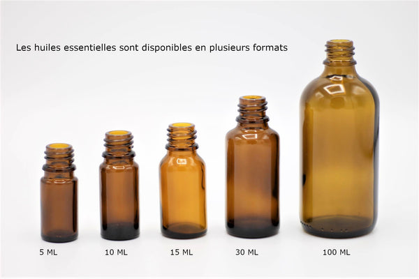 essential oil THYME LINALOL bioçlogique