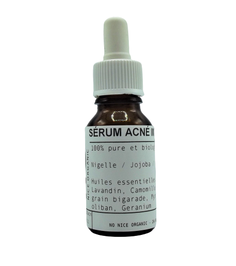 Oily skin serum 15 ml