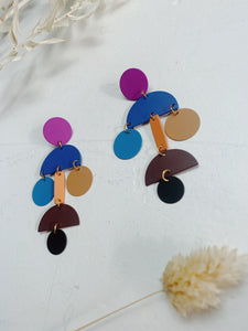 Sunset Hanging Earrings