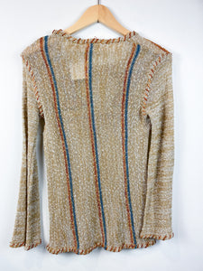 70s Aztec Sweater