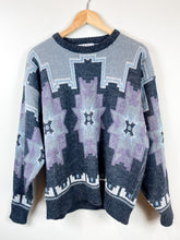 Load image into Gallery viewer, 80s SW Print Sweater
