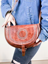 Load image into Gallery viewer, 80s Leather Purse