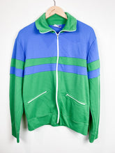 Load image into Gallery viewer, 70s Track Top
