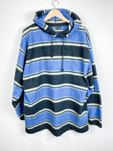 Load image into Gallery viewer, 80s Striped Fleece