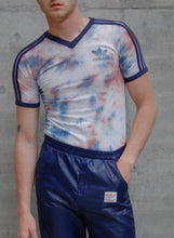Load image into Gallery viewer, 80s Adidas Tie-Dye Teeshirt