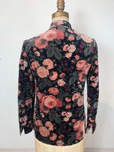 Load image into Gallery viewer, 80s Rose Jacket