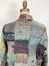Load image into Gallery viewer, 80s Boho jacket