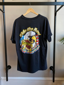 80s Harley Pocket Tee