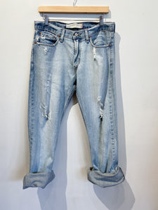 90s Levi Low Boot Cut Jeans