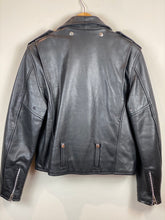 Load image into Gallery viewer, 70s Harley Davidson Leather Jacket