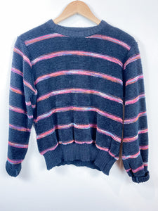 80s Textured Sweater