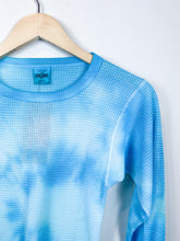 Load image into Gallery viewer, 80s Tie-Dye Thermals