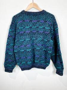 80s Concrete Sweater