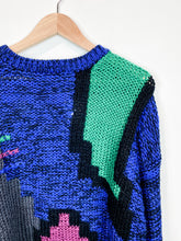 Load image into Gallery viewer, 80s Le Tigre Sweater