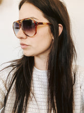 Load image into Gallery viewer, 80s Tortoise Shell Aviators