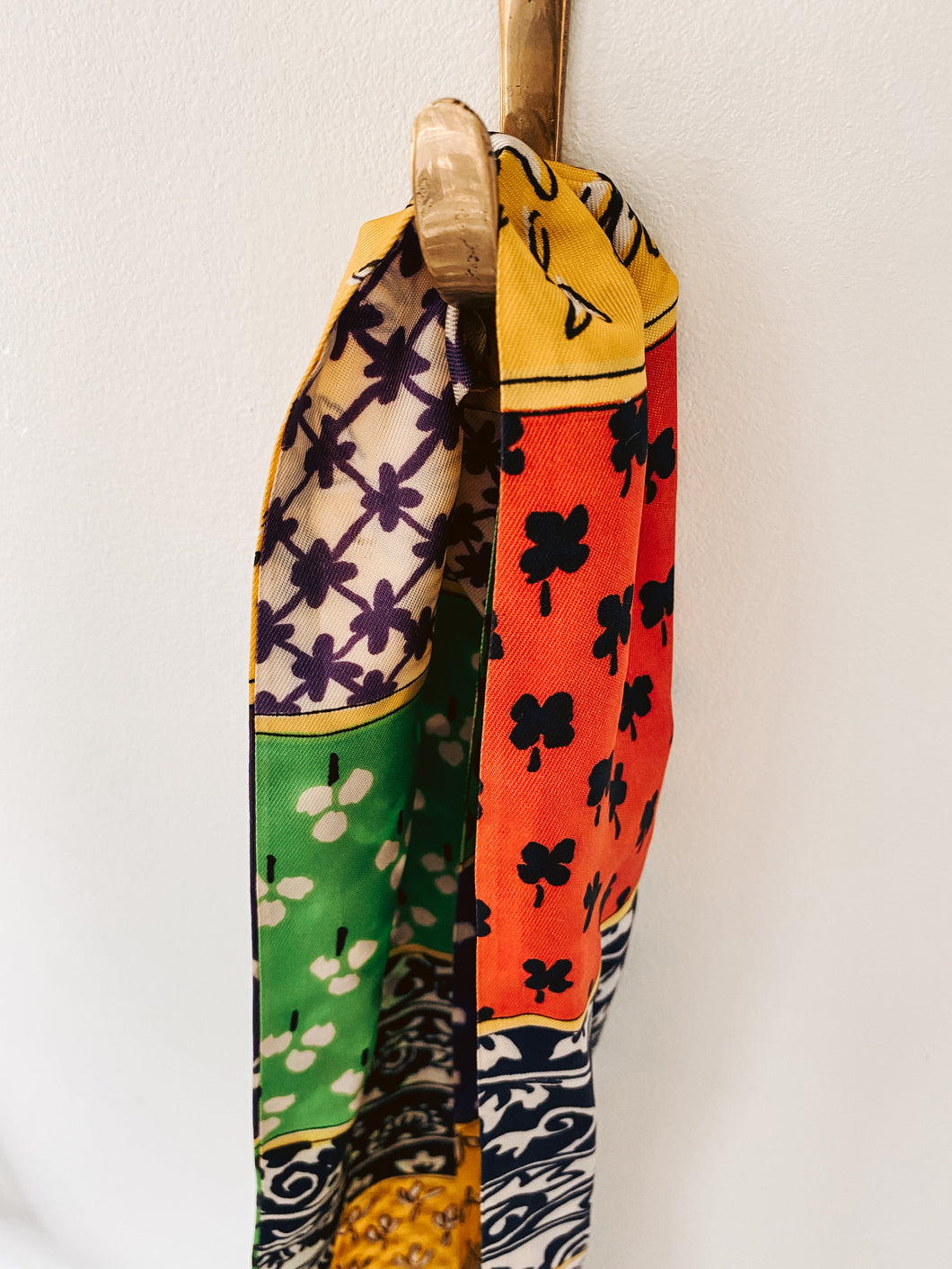 60s Patchwork Scarf