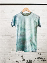 Load image into Gallery viewer, 70s Tie-Dye Ringer Tee