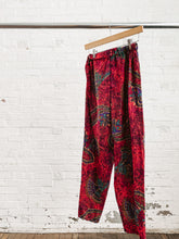 Load image into Gallery viewer, 80s Paisley Festival Pants