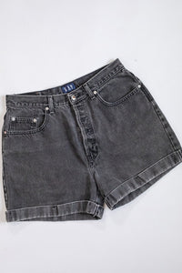 90s GAP High Waisted Jean Shorts