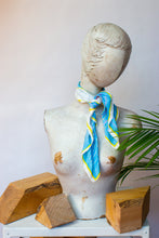 Load image into Gallery viewer, 80s Pastel Scarf
