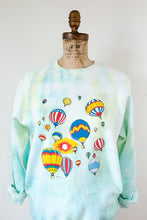 Load image into Gallery viewer, 80s Hot Air Balloon Crew Neck