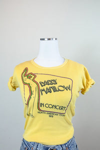 1978 Barry Manilow Tour Tee