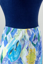 Load image into Gallery viewer, 90s Rayon Sunshine Skirt