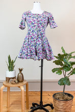 Load image into Gallery viewer, 80s Floral Mini Dress