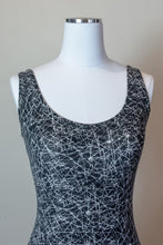 Load image into Gallery viewer, 80s Black & White Bodysuit