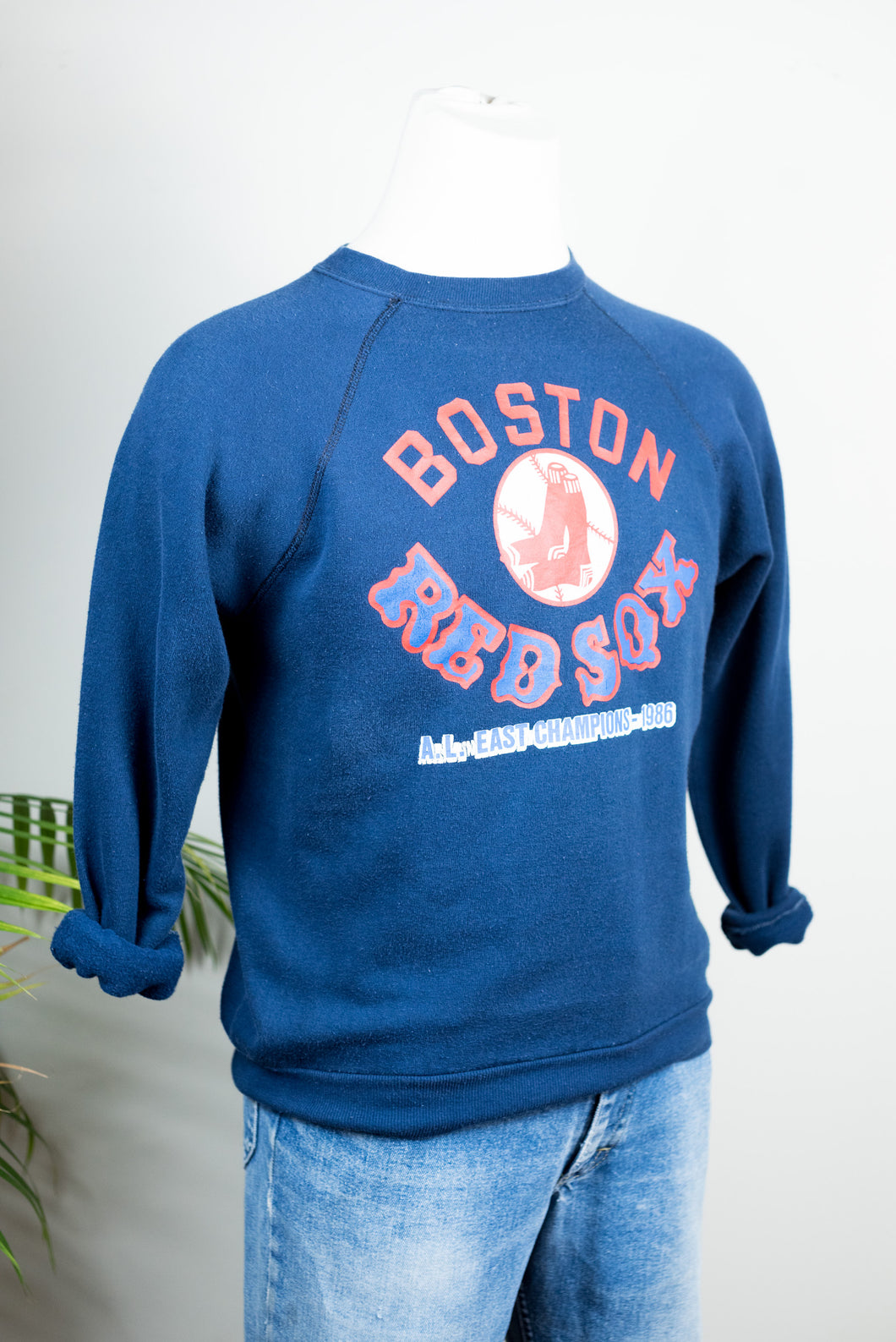 80s Boston Red Sox Crew