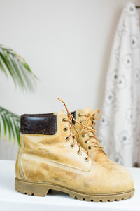 80s Timberland Boots