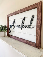 Rachel's Wood Barn | Farmhouse Bath Decor | Farmhouse Wall Decor