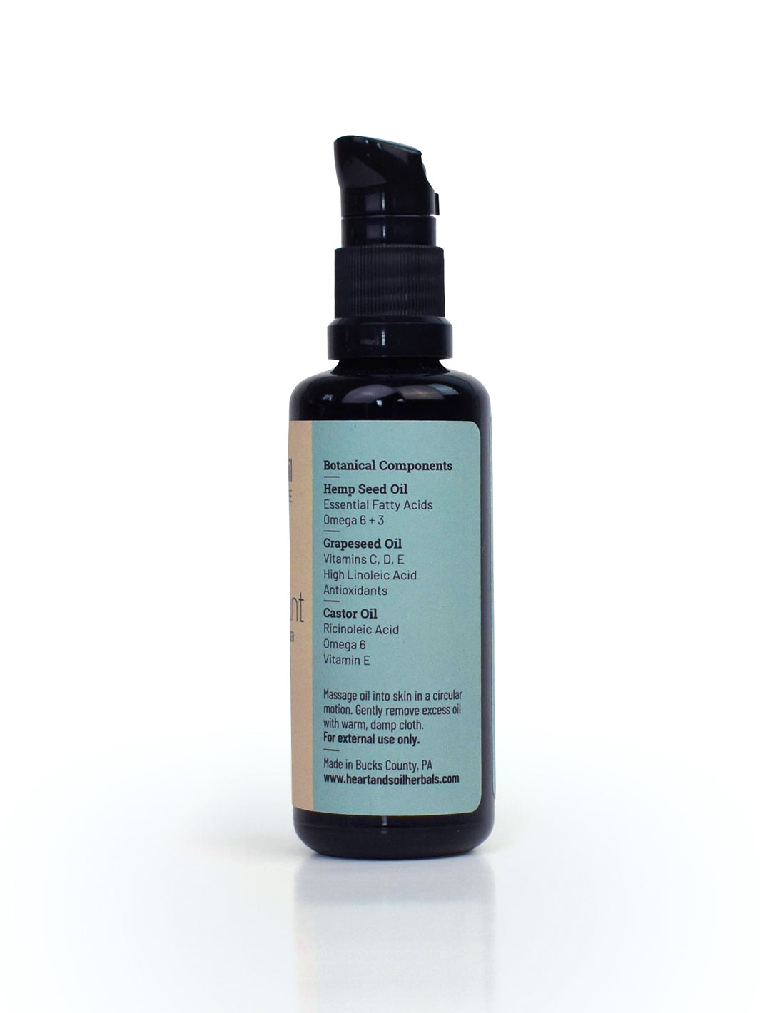 Antioxidant Herbal Oil Cleanser (50ml)
