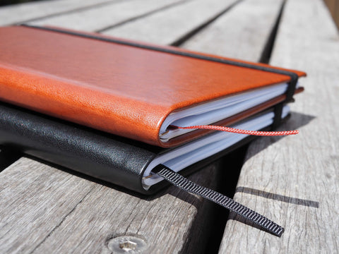 The Paper Saver Eco Notebook - repurpose paper to write notes and ideas sustainably by reducing paper waste.