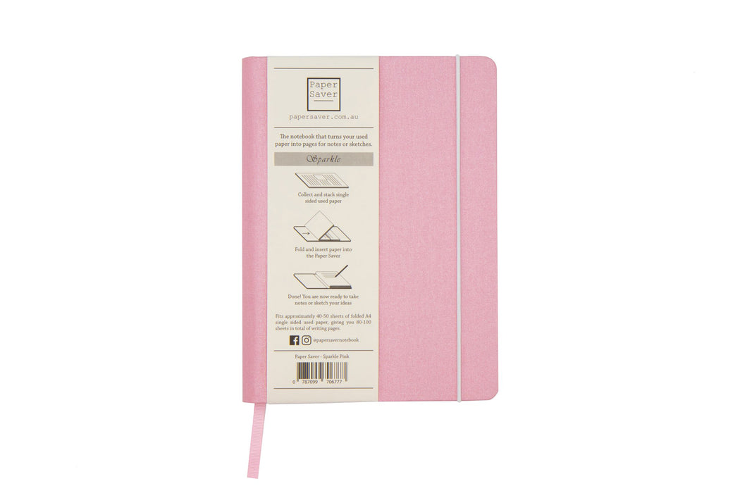Sparkle Paper Saver - N. America - Pink