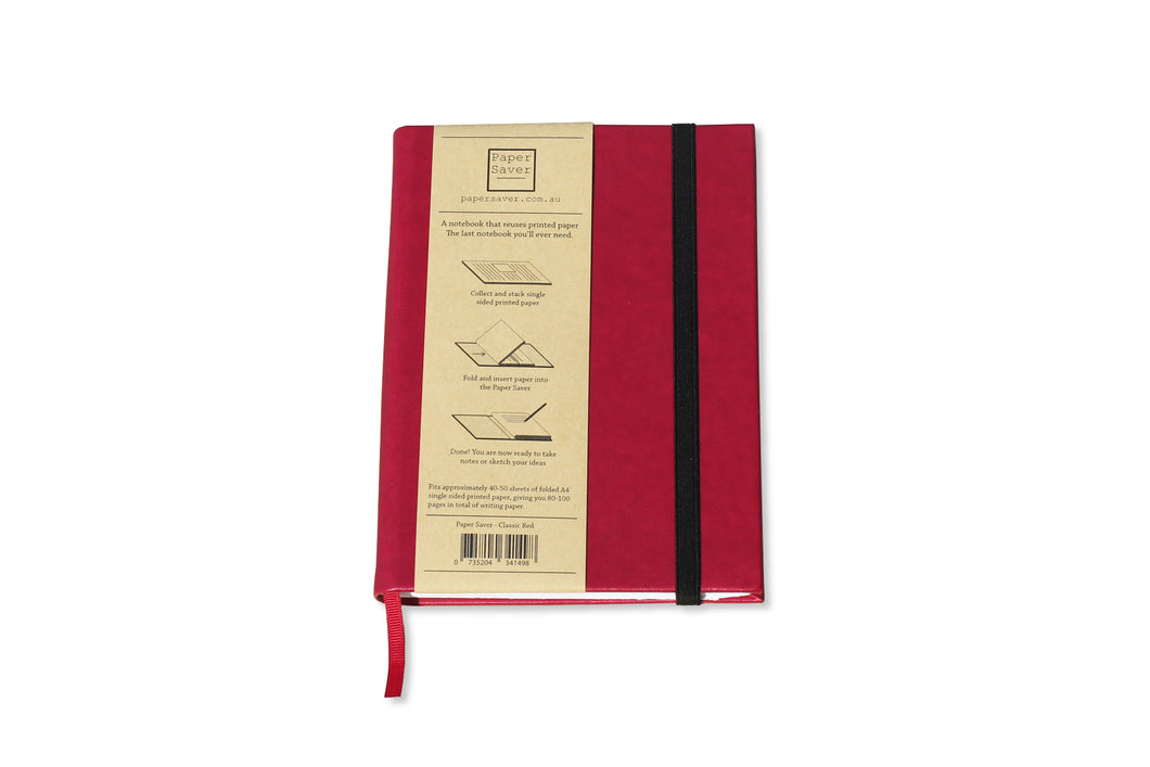 Classic Paper Saver - Red