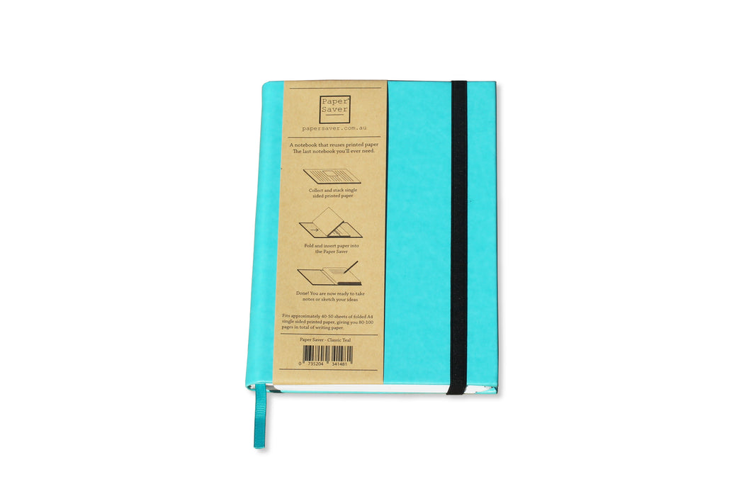 Classic Paper Saver - Teal
