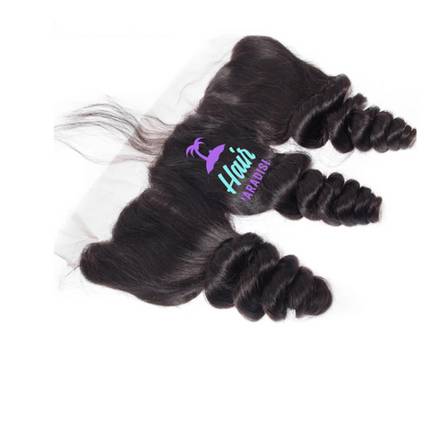 Loose Wave Transparent Frontal