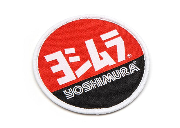 Yoshimura Round Woven Patch 2-5/8""