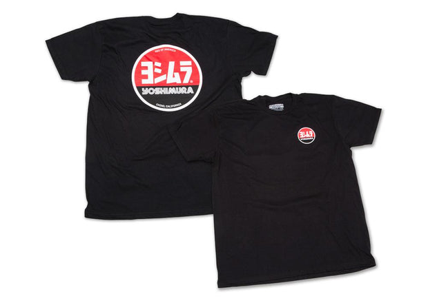 IG logo T-Shirt Black