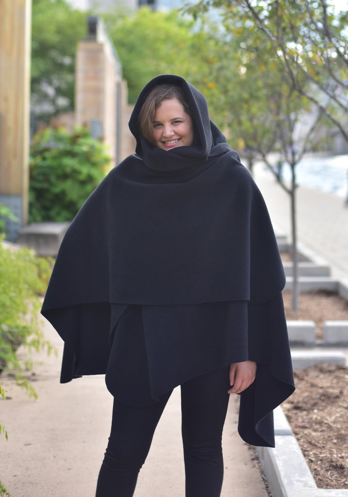 Cloque: The Hooded Cloque