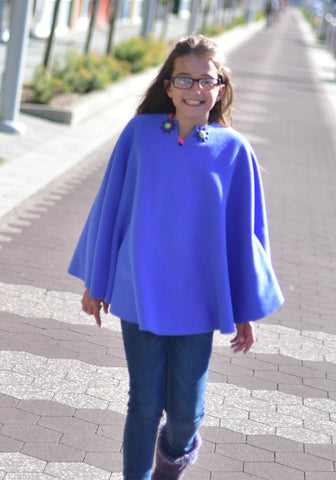 Kique: The Kids' Non-Fringed Kique (w/ Embellishment)