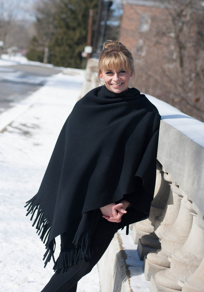 Cloque: The Fringed Cloque