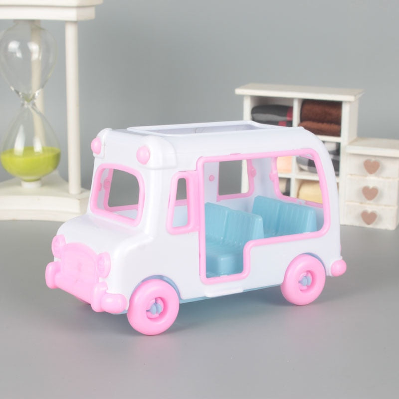 1Pcs LOL Dolls Little Car Toy